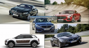 World Car of the Year 2014: trzy razy Mercedes, BMW i Citroen