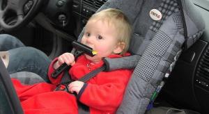 Przepisy precyzujące zasady przewozu dzieci w fotelikach - do prezydenta