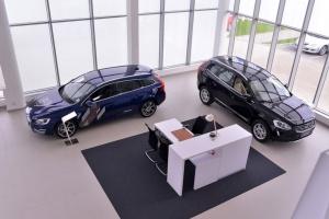 Nowe oczko w sieci Volvo