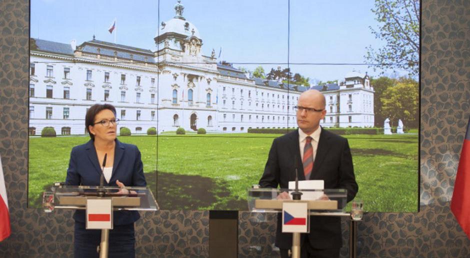 Kopacz: będzie połączenie gazowe miedzy Polską a Czechami