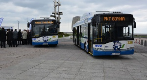 Solaris: już ponad tysiąc trolejbusów