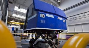 Symulator jazdy lokomotywą PKP IC już działa