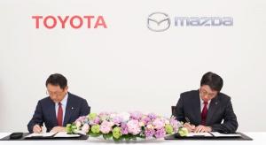 Toyota i Mazda będą współpracować