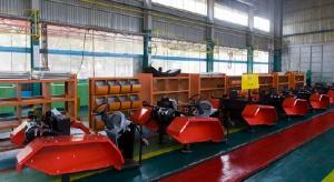 Rusza afrykańska montownia ciągników Ursus