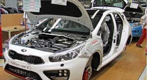 Kawał historii Kia: milion aut z Europy