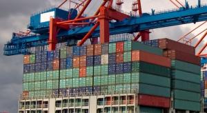 Najdłuższy kontenerowiec w historii gdyńskiego portu