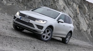 Volkswagen w kawałkach?