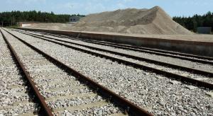 Czy kruszywa na budowę dróg znów utkną na torach?