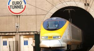 Eurostar wznawia ruch pociągów pod kanałem La Manche