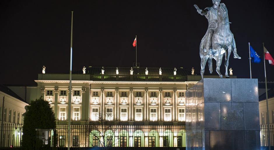 Zmiana w Pałacu