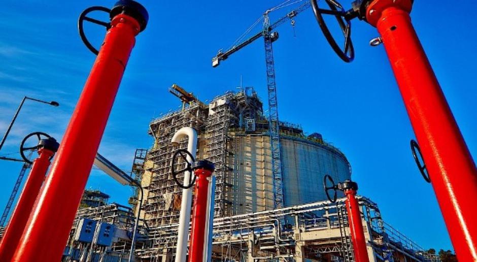 Terminal LNG w Świnoujściu ukończony w 97,8 proc.