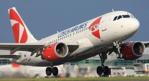 Samoloty Czech Airlines będą latać z Łodzi i Jasionki