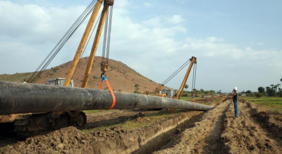 Rosja zatwierdziła projekt gazociągu do Pakistanu