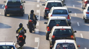 Jazda na suwak ma poprawić bezpieczeństwo na autostradzie