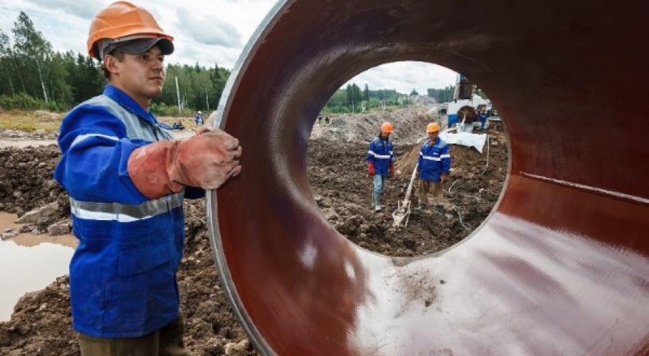 """Rosyjski gaz na Ukrainę wielką """"obwodnicą"""""""