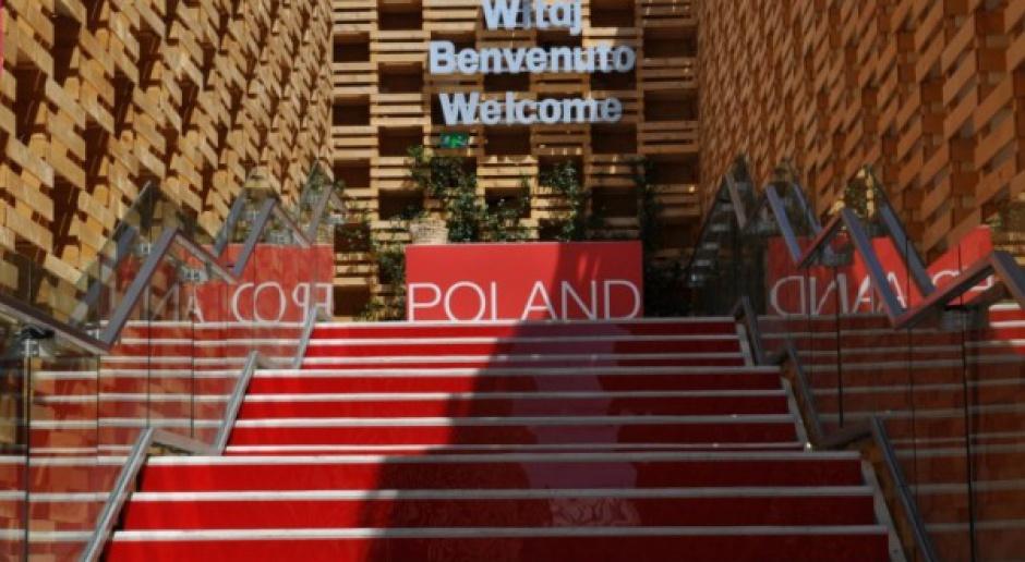 Polski dzień na EXPO przyciągnął tłumy zwiedzających