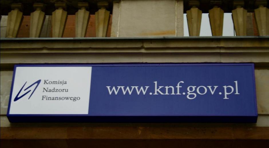 Ekspert: nowa ustawa ubezpieczeniowa ogromnie wzmocni KNF