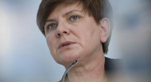 Szydło: rząd PiS zlikwiduje tzw. podatek miedziowy