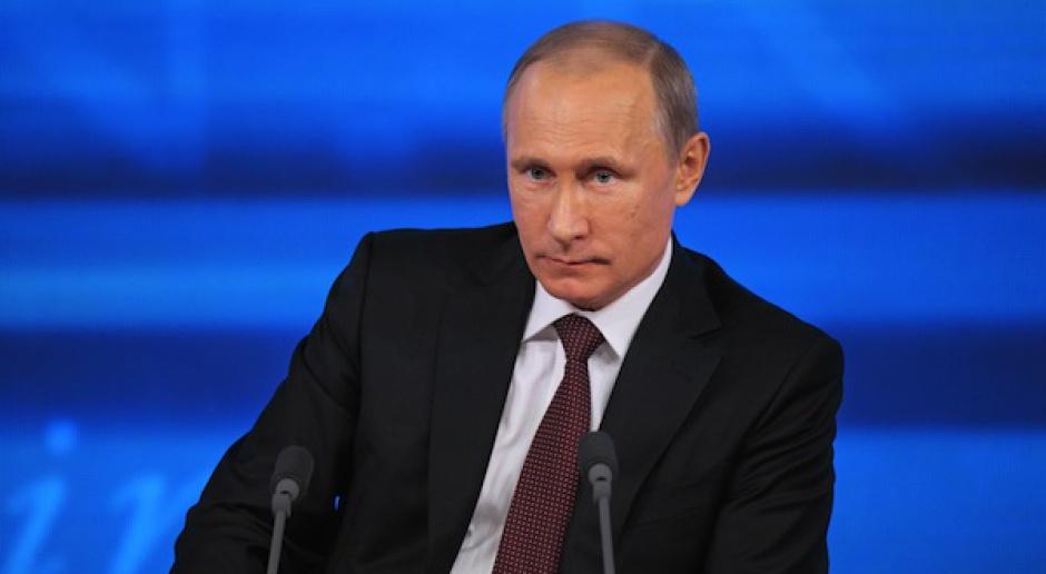 Prezydent Putin broni projektu Nord Stream 2