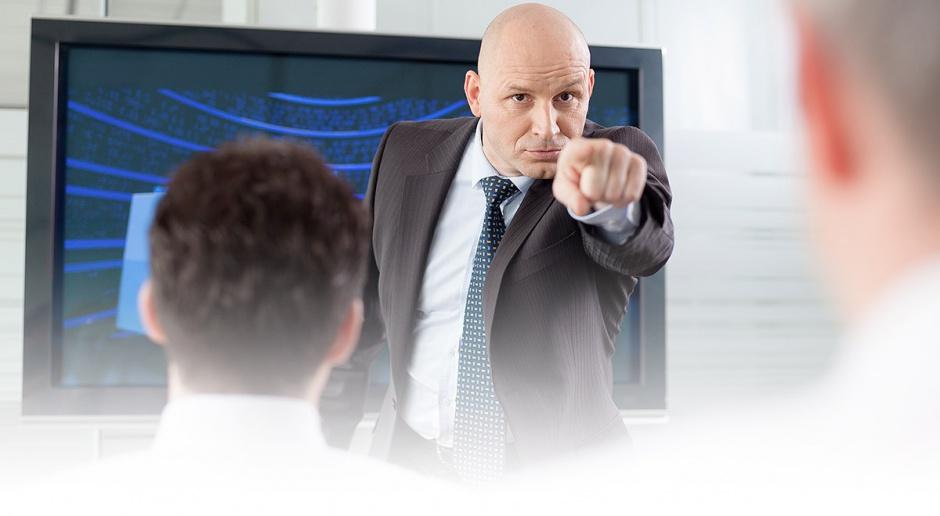 Jak zarządzać niemądrym szefem