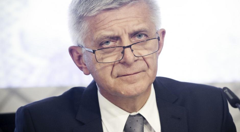 Szef NBP: większa integracja szansą dla Unii