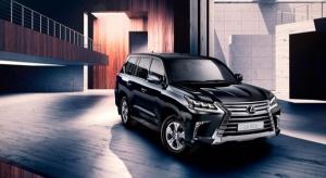 Lexus LX diesel na razie nie dla Europy?