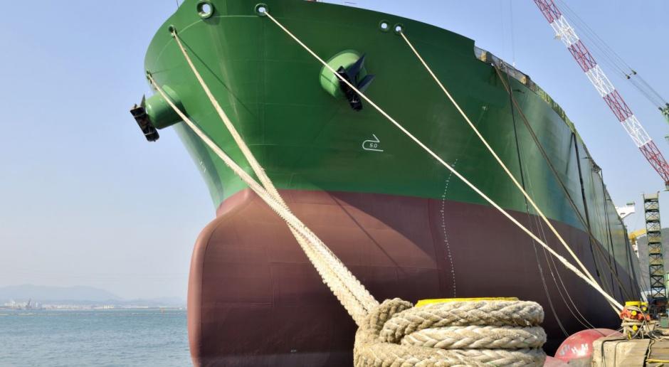 Siarka z Siarkopolu popłynie do Maroka statkami PŻM