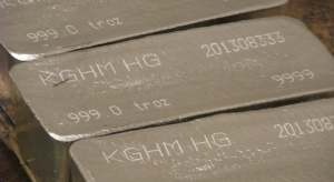Spekulacje wokół podatku od kopalin napędzają kurs akcji KGHM