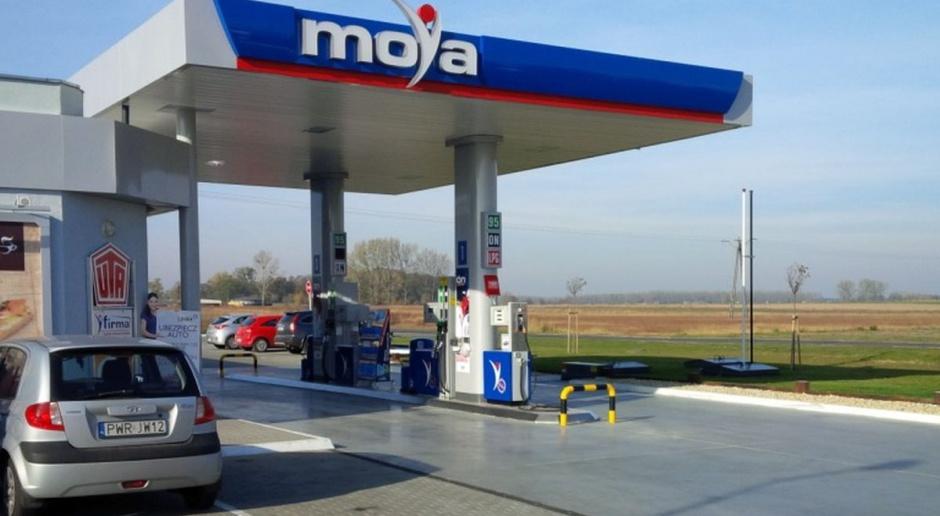 Coraz więcej stacji Moya w Wielkopolsce