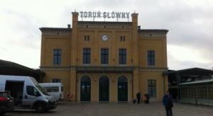 Po rewitalizacji otwarto dworzec Toruń Główny
