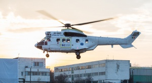 Śmigłowiec H215 będzie produkowany w Rumunii