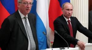 Juncker proponuje Rosji zacieśnienie współpracy handlowej