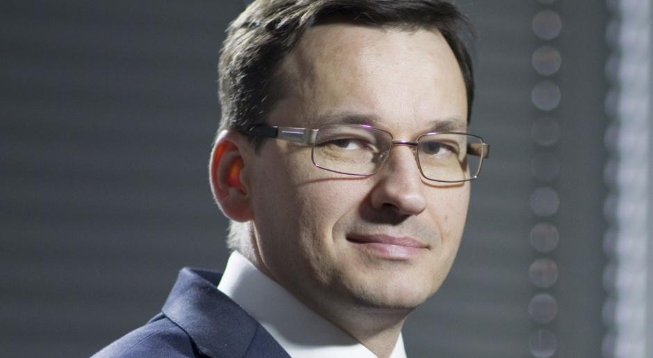 Morawiecki: chcielibyśmy, aby PKB rósł powyżej 4 proc.