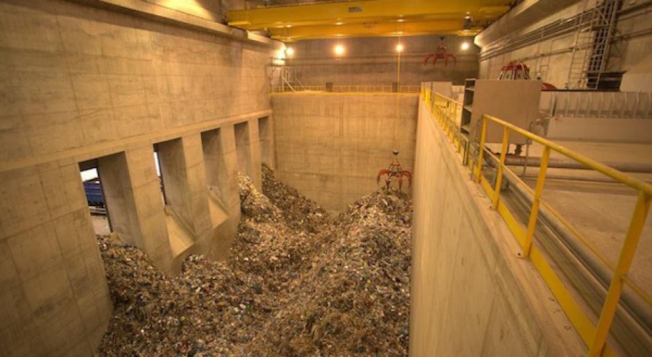 Zakończono budowę spalarni odpadów w Bydgoszczy