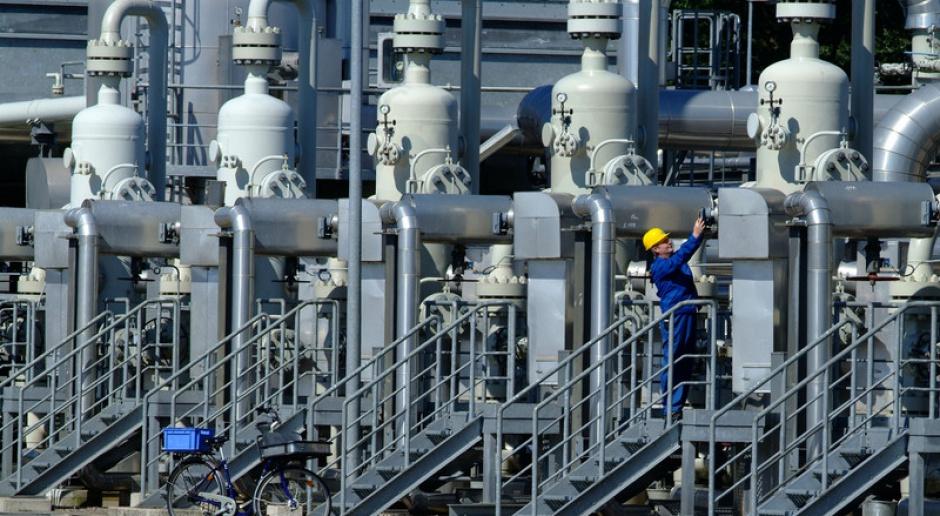 Europejskie magazyny gazu wciąż z niedoborami
