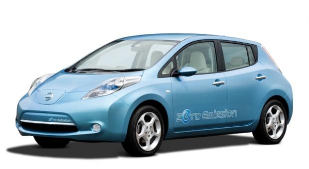 LEAF od Nissana - pierwszy elektryczny pojazd do klasycznego użytkowania