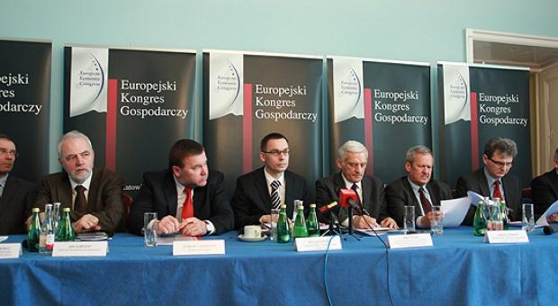 Zapowiedź Europejskiego Kongresu Gospodarczego 2010