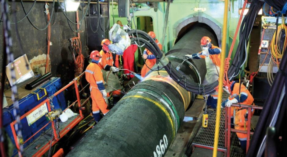 Wstrzymać budowę Nord Stream 2! Działania Rosji na Bałtyku są wrogie