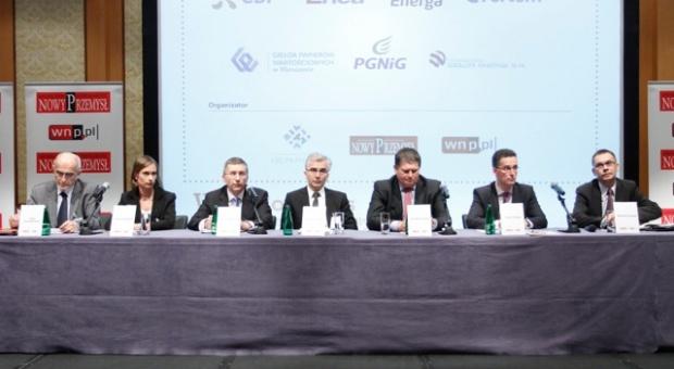 VIII Kongres Nowego Przemysłu: Inwestycje w energetyce - nowe moce w energetyce w kontekście europejskich regulacji