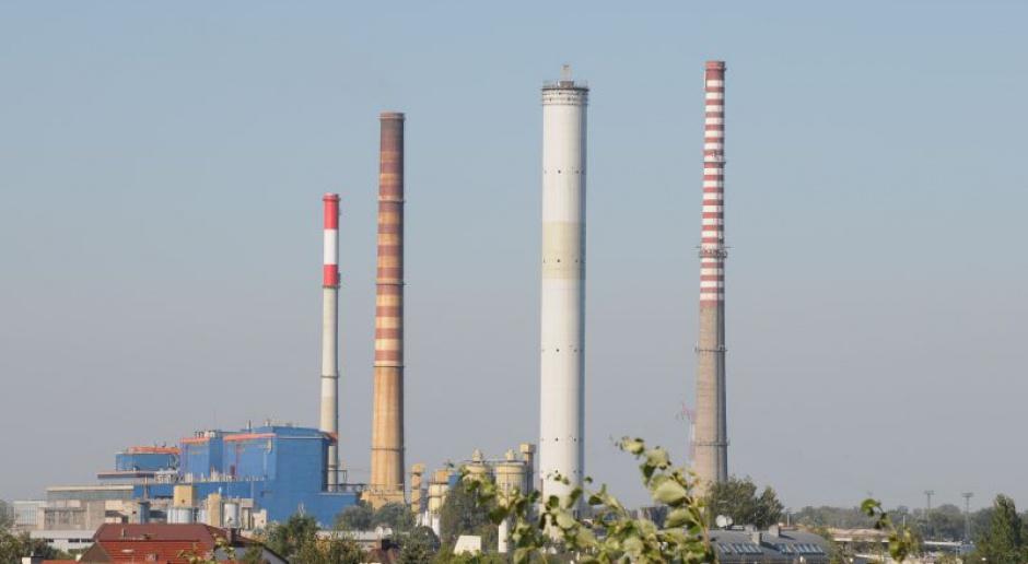 PGNiG: pożar biomasy w EC Siekierki. Nikomu nic się nie stało