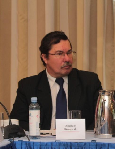 Andrzej Guzowski – Główny Specjalista, Departament Energetyki, Ministerstwo Gospodarki