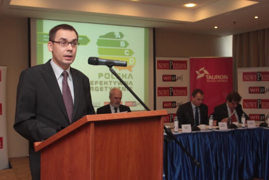 Wojciech Kuśpik – Prezes Zarządu, Grupa PTWP SA, Wydawca Miesięcznika Gospodarczego Nowy Przemysł oraz portalu wnp.pl