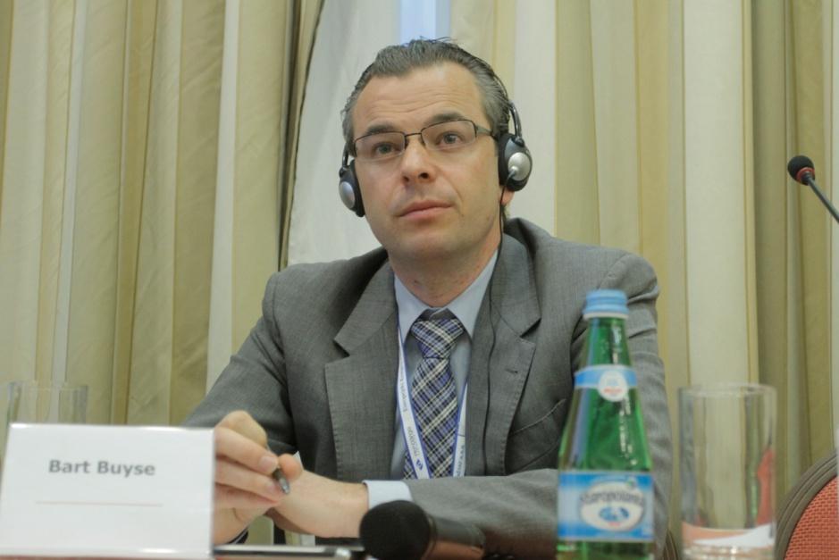 Bart Buyse - dyrektor generalny na Polskę, Grupa Lufthansa