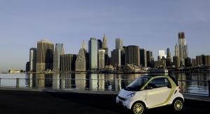 Mercedes zakończy sprzedaż Smartów w Kanadzie i USA