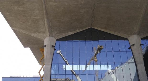 Finisz prac w nowym dworcu w Katowicach