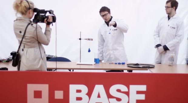 Chemia i biznes - wystawa innowacji BASF