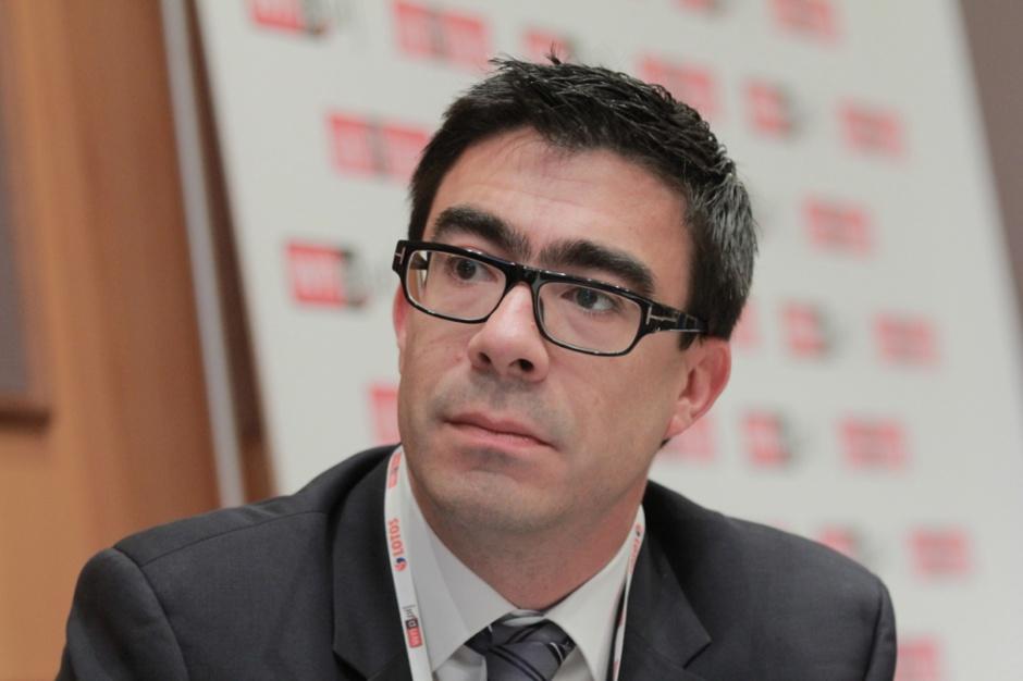 Jean-André Barbosa, dyrektor, AREVA w Polsce