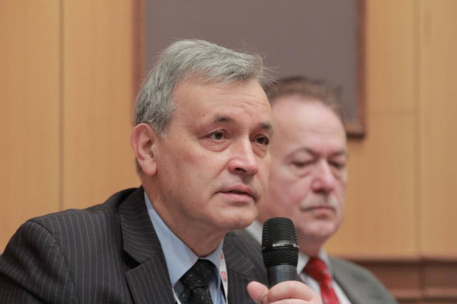 Zbigniew Kubacki, dyrektor,  Departament Energii Jądrowej, Ministerstwo Gospodarki