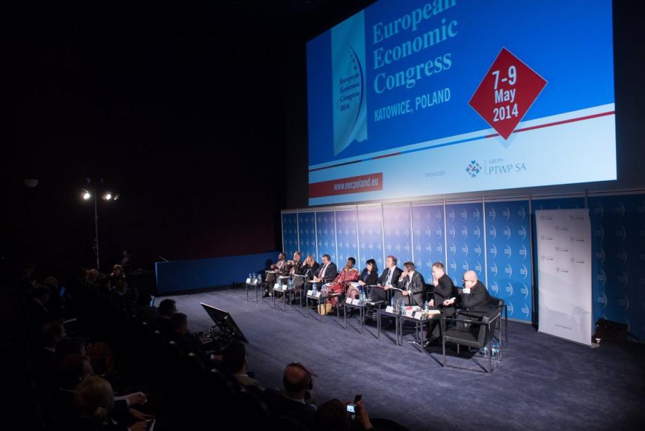EEC 2014: II Forum Współpracy Gospodarczej Afryka-Europa Centralna  PANEL I