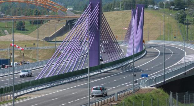 Autostrada A1: słynny most w Mszanie oddany do ruchu